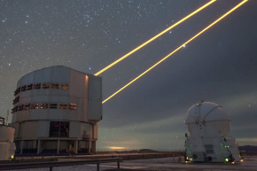 'Very Large Telescope' Will Hunt For Distant Planets