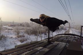 Russia Cracks Down On Train Surfer Online Accounts