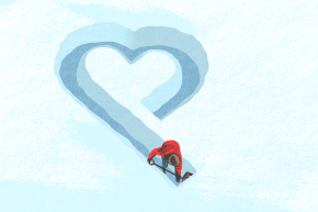 Big Snowstorms Are Quite Bad For Men's Hearts, Hospital Records Show