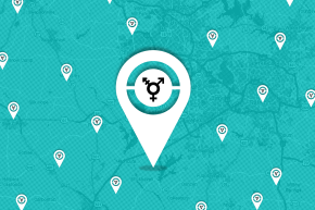 These Crowdsourced Maps Guide Trans People To 'Safe' Bathrooms
