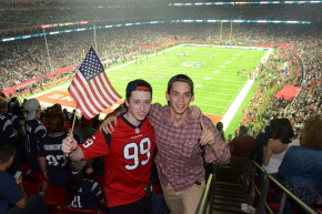 Meet The Heroes Who Snuck Into The Super Bowl