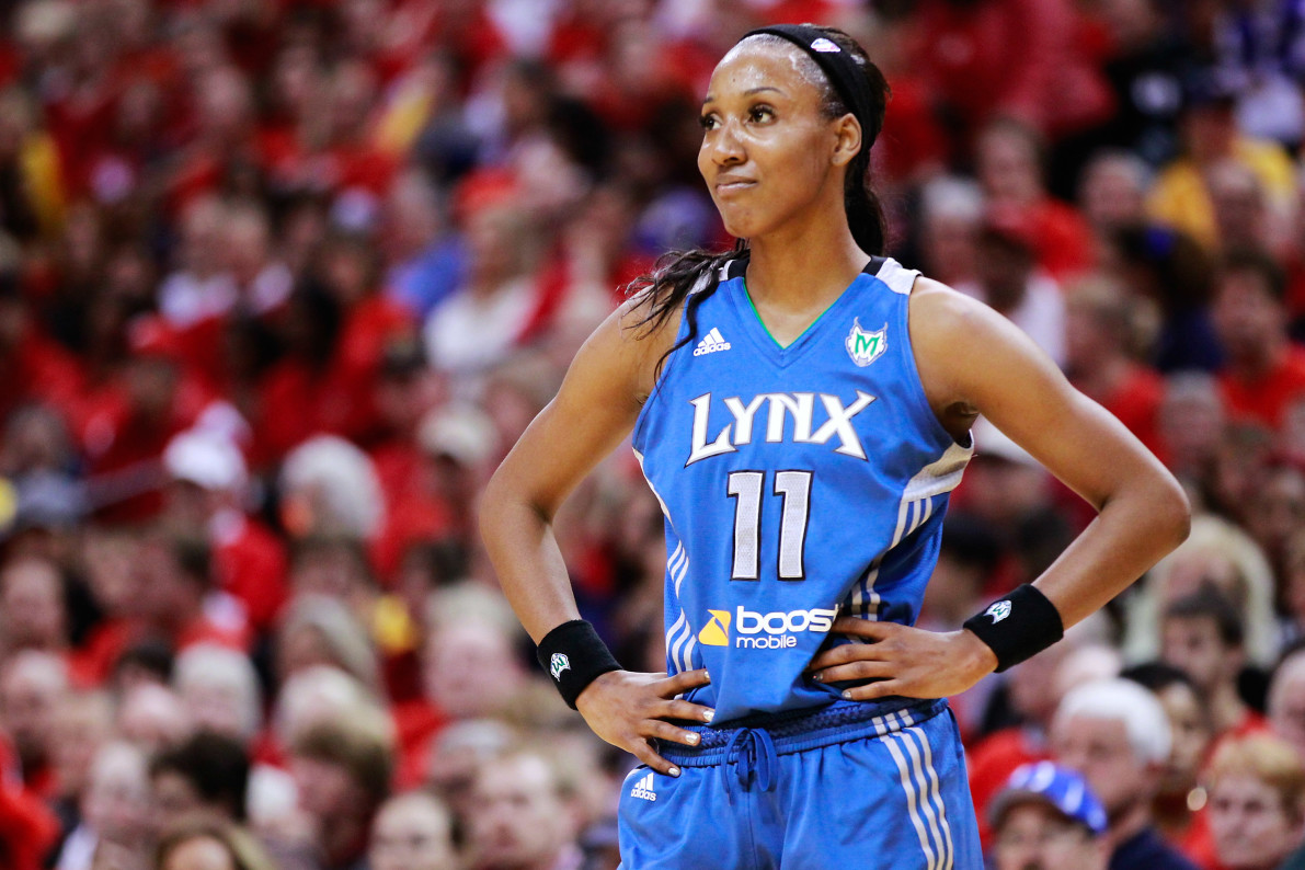 The WNBA Is 98 Percent Gay According To Candice Wiggins