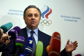 Russian Official Admits To Doping Crisis
