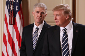What Does Trump's Supreme Court Pick Mean For Women?