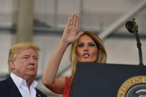 Melania Trump's 'Once-In-A-Lifetime' Opportunity Is No More