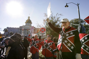 Neo-Confederates Arm To Fight The South's 'Leftist Menace'