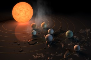 NASA Finds Solar System Of 7 Earth-Like Planets With Life Potential
