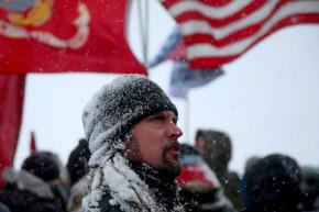 Veterans For Standing Rock Raise Thousands As Final Easement Looms