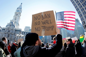 U.S. Appeals Court Upholds Suspension Of Trump's Immigration Ban