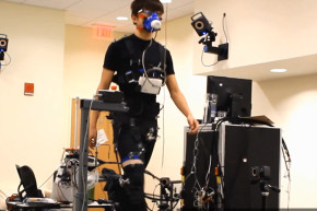 A Soft Touch To Exoskeletons Reduces Burden For Wearer