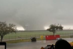 Tornado Hits NASA Facility In New Orleans
