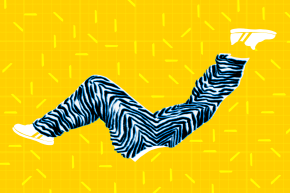 The Rise, Fall, And Rise Of Zubaz, The Pants You Love And/Or Hate