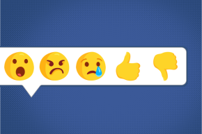 Facebook Finally Tests 'Dislike' Button—But Not Where You'd Want It