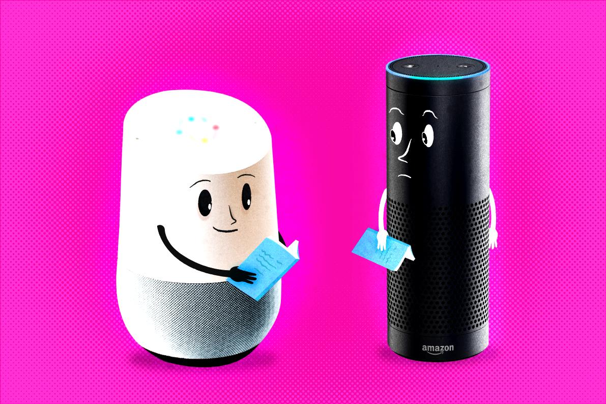 Alexa Is Google S Ai Assistant Smarter Than You Vocativ