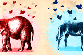 Political Polarization On Twitter Rose Up To 20 Percent In Obama Era