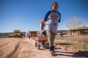 Navajo Special-Ed School To Get Clean Water For The First Time