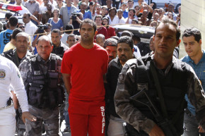 Convicted Killer Signs With Soccer Club In 'Courageous' Move