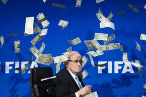 Corrupt FIFA Files Report On Its Corruption