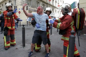 Russian MP Wants To Make Soccer Hooliganism A Sport