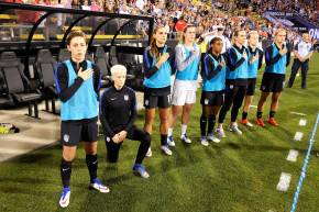 USWNT Star Megan Rapinoe Unloads On Social Issues