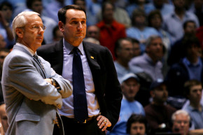 Coach K, Roy Williams Agree: NC Anti-Trans Bathroom Bill Is Stupid