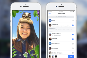 Facebook Puts Ephemeral Snapchat-Like Features Into Your News Feed