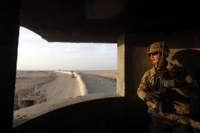 Is The U.S. Using White Phosphorus In Iraq?