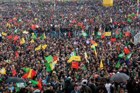 For Turkey's Kurds, Nowruz Symbolizes Political Resistance