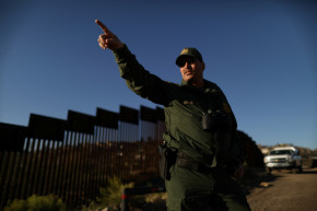 Illegal Border Crossings Plummet During Trump's First Month