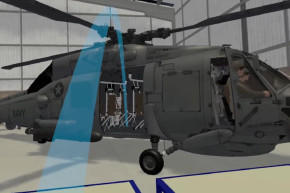 Learn To Fix A Helicopter In Virtual Reality