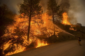 Wildfires Are Mostly Our Fault Now