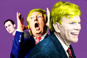 White Supremacists Are Turning On Donald Trump