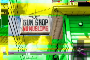 'Muslim-Free' Gun Stores Perfectly Exemplify Trump's America