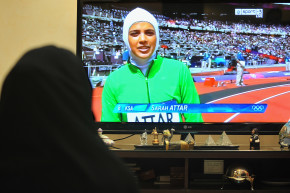 Saudi Arabia Rejects Women's Sports, Because Saudi Arabia