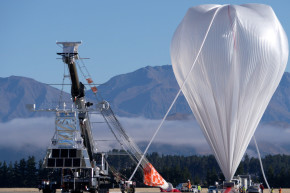 This Stadium-Sized Balloon Could Unlock Deep Space Mysteries