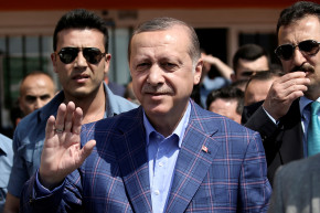 'Yes': Turkey Votes To Vastly Expand President's Powers