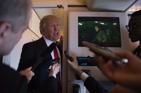 Donald Trump Considering Military Retaliation In Syria