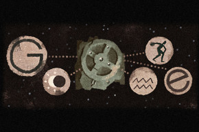 Google's Doodle Features The Antikythera Mechanism — But What Is It?