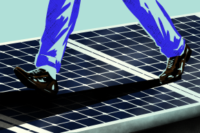 Solar Power Doesn't Always Boost The Fortunes Of Rural Poor
