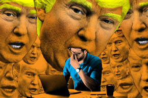 It's Not Just You: Trump Talk Is Making Workplaces Miserable