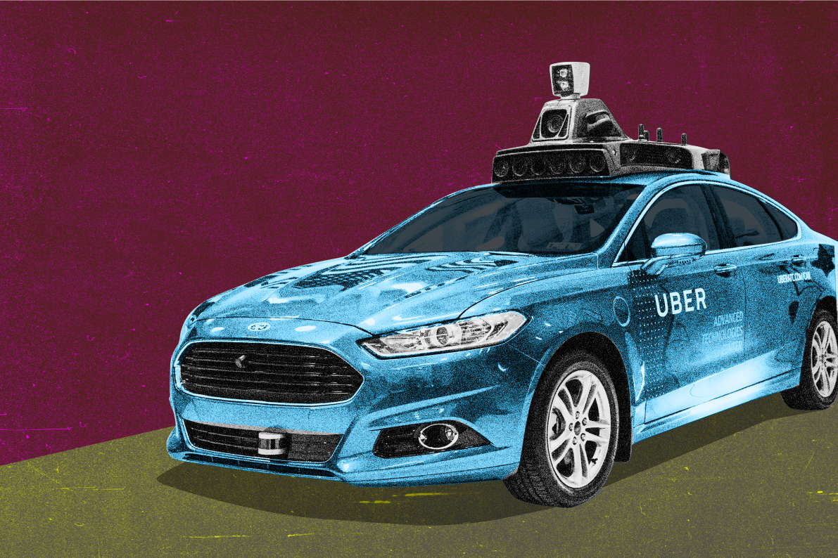 Make Your Own Car >> Who Is Winning The Driverless Car Race? - Vocativ