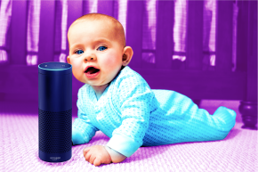 Were Parents Naming Their Babies Inspired By Amazon's Alexa?