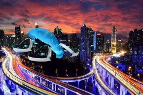 Toyota Wants Flying Cars At The 2020 Olympics