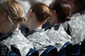 DOD Report: Military Sexual Assaults Happen Less, Reported More