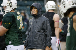 Gang Rape And Dog Fights Alleged In New Baylor Lawsuit
