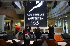 LA Seems Set To Win Olympic Bid, Chaos To Ensue