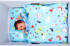 'Baby Boxes' Are On The Rise, But Are They Really Safer?