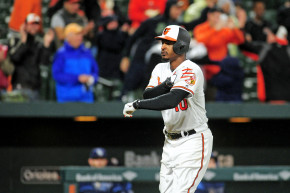 Orioles Outfielder Pelted With Peanuts, Called 'N-Word' In Boston