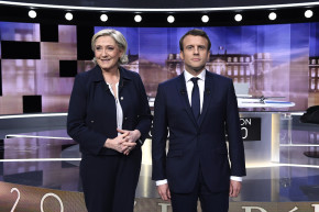 'Alt-Right' Americans Are Pushing Fake Stories To Help Le Pen
