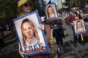 On Day Of Release, Chelsea Manning Is Still Being Misgendered
